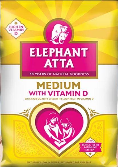 Medium Vitamin D