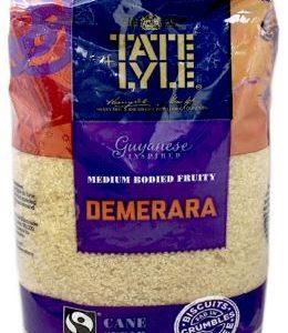 Tate Lyle Demerara Cane Sugar